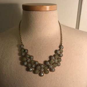 Green + Blue Necklace